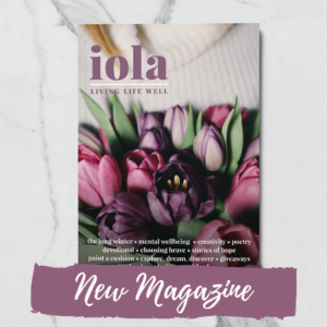 iola magazine tulip issue one